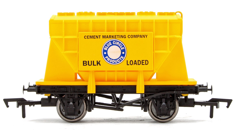 Blue Circle Presflo Bulk Cement Wagon