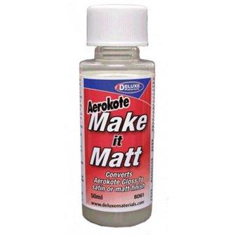 Aerokote Make It Matt (50ml)
