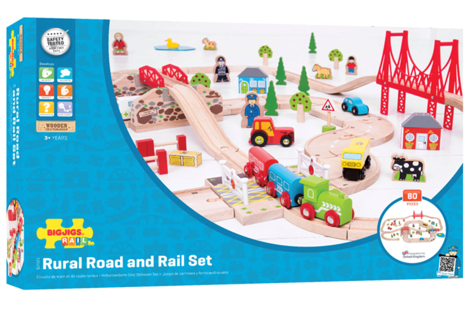 Rural Rail and Road Set