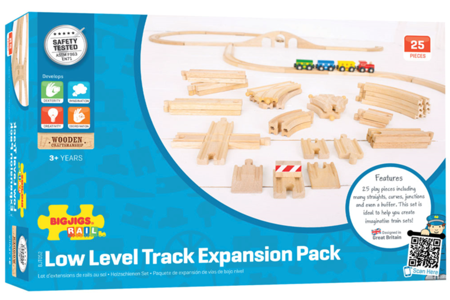 Low Level Track Expansion Pack