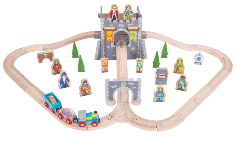 Medieval Train Set