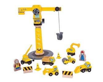 Big Crane Construction Set