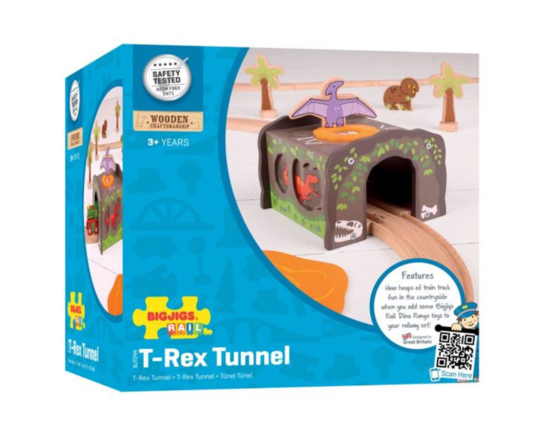 T-Rex Tunnel
