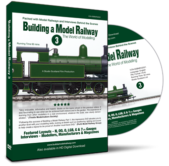 """Building a Model Railway Part 3 """"The World of Modelling"""""""