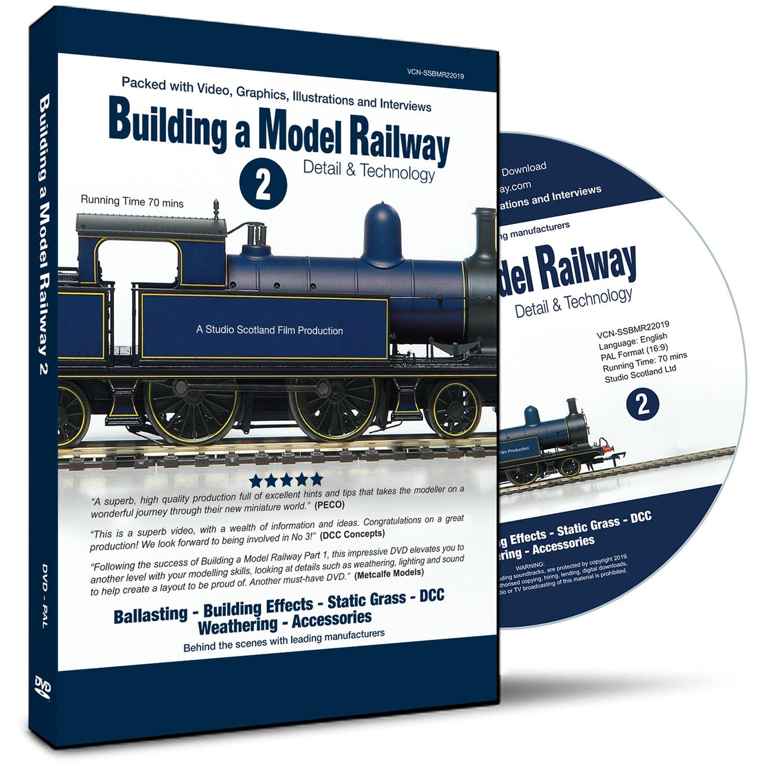 "Building a Model Railway Part 2 ""Detail & Technology"""
