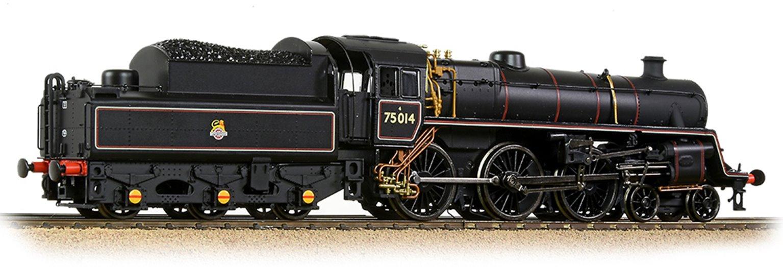 BR Standard 4MT BR2 Tender 75014 BR Lined Black (Early Emblem)