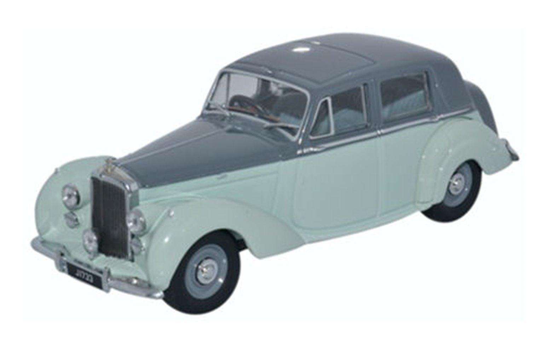 Bentley MkVI Two Tone Grey (Bergerac)