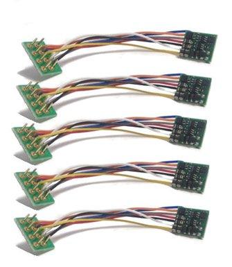 Classic Decoder - 8 Pin Micro Decoder (5 Pack)