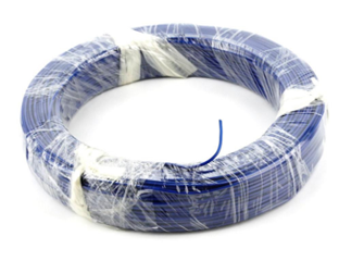 100M 7/0.2MM Blue Electrical Wire