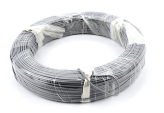 100M 7/0.2MM Grey Electrical Wire