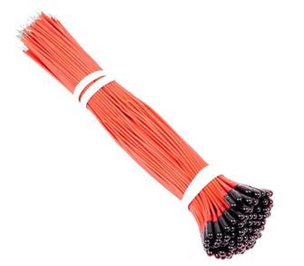 Red 12v Grain Of Wheat Bulbs (100)