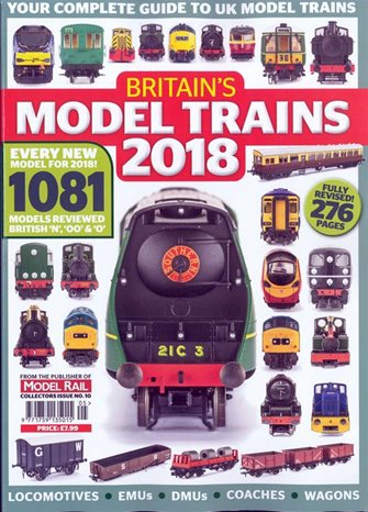 Britain's Model Trains 2018