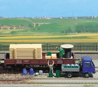 Assorted Freight Goods (8) Kit