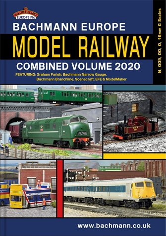 Bachmann & Graham Farish 2020 Catalogue