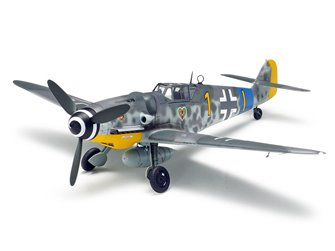 1/48 Aircraft Series no.117 Messerschmitt Bf109 G-6