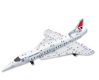 Concorde Metal Construction Set