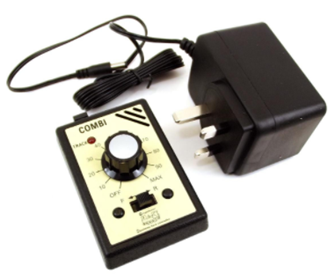 Combi Single Track Controller/ Plug in Transformer (1 amp)