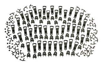 NEM Couplings - Pack of 40 (20pairs)