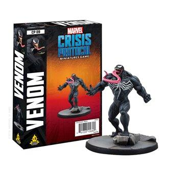 CP09 Marvel Crisis Protocol Venom