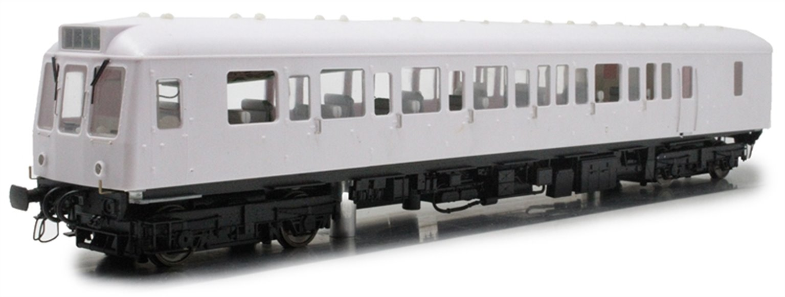Class 117 BR Green (Small Yellow Panel) 3 Car DMU