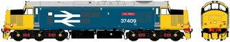 Class 37/4 37409 'Lord Hinton' BR Blue Large Logo Diesel Locomotive