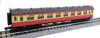 Collett Coach BR Crimson/Cream Composite W7026