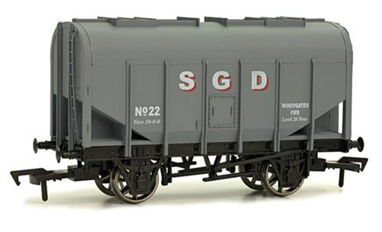 Bulk Grain Hopper SGD 22