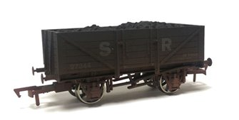 Dapol 4F-051-042 5 Plank SR 27344 Weathered