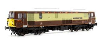 BR Class 73 Pullman 73101 Brighton Evening Argus