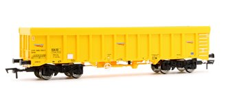 Dapol IOA Ballast Wagon Network Rail Yellow 3170 5992 059-3
