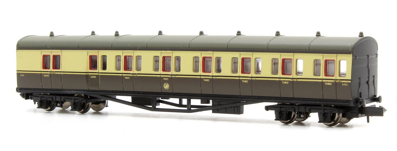 B Set Coach Pack GWR Shirtbutton Chocolate & Cream 6451 & 6452