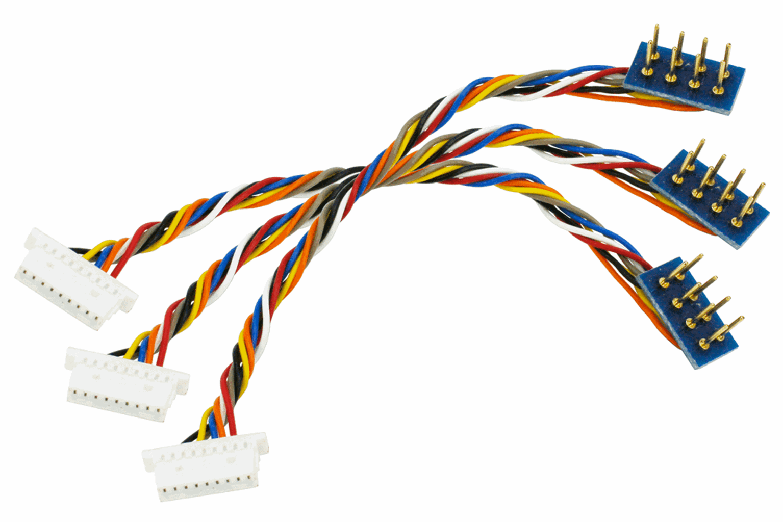 Decoder Harness 8 Pin to 9 Pin JST (3 Pack)