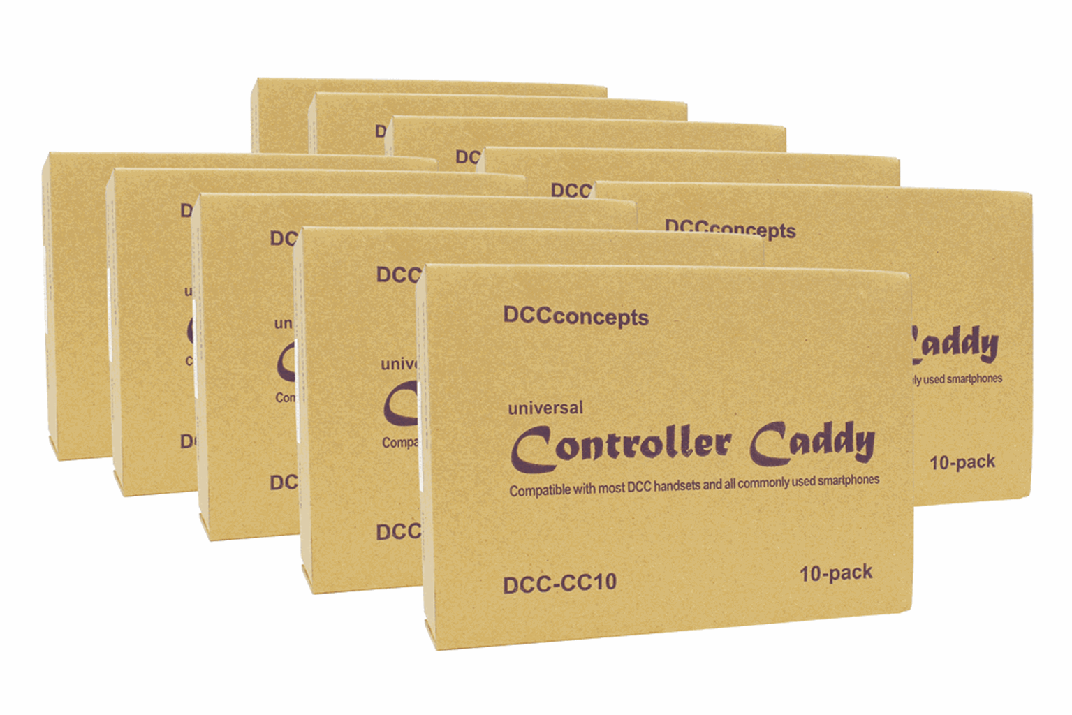 Controller Caddy Universal Handset Holder (100 Pack)
