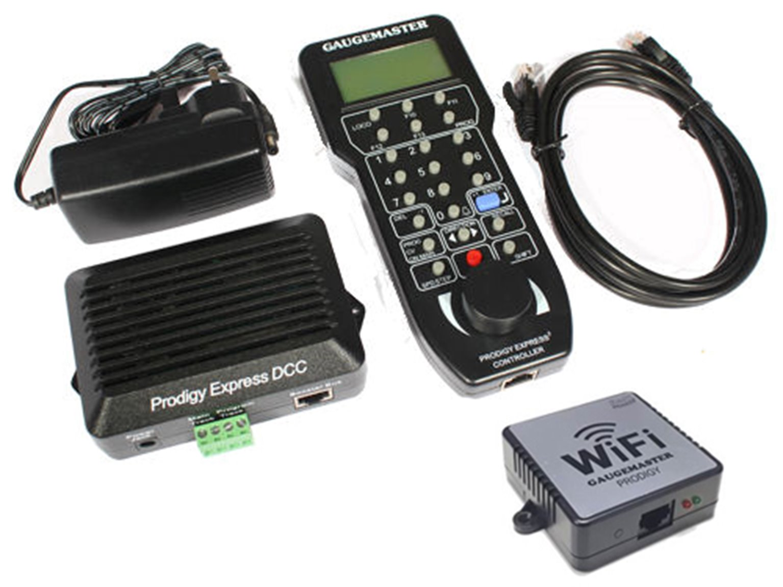 DCC06 Prodigy Express WiFi Digital Control System