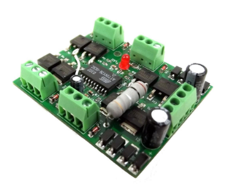 Prodigy DCC Accessory Decoder for Four Accessories