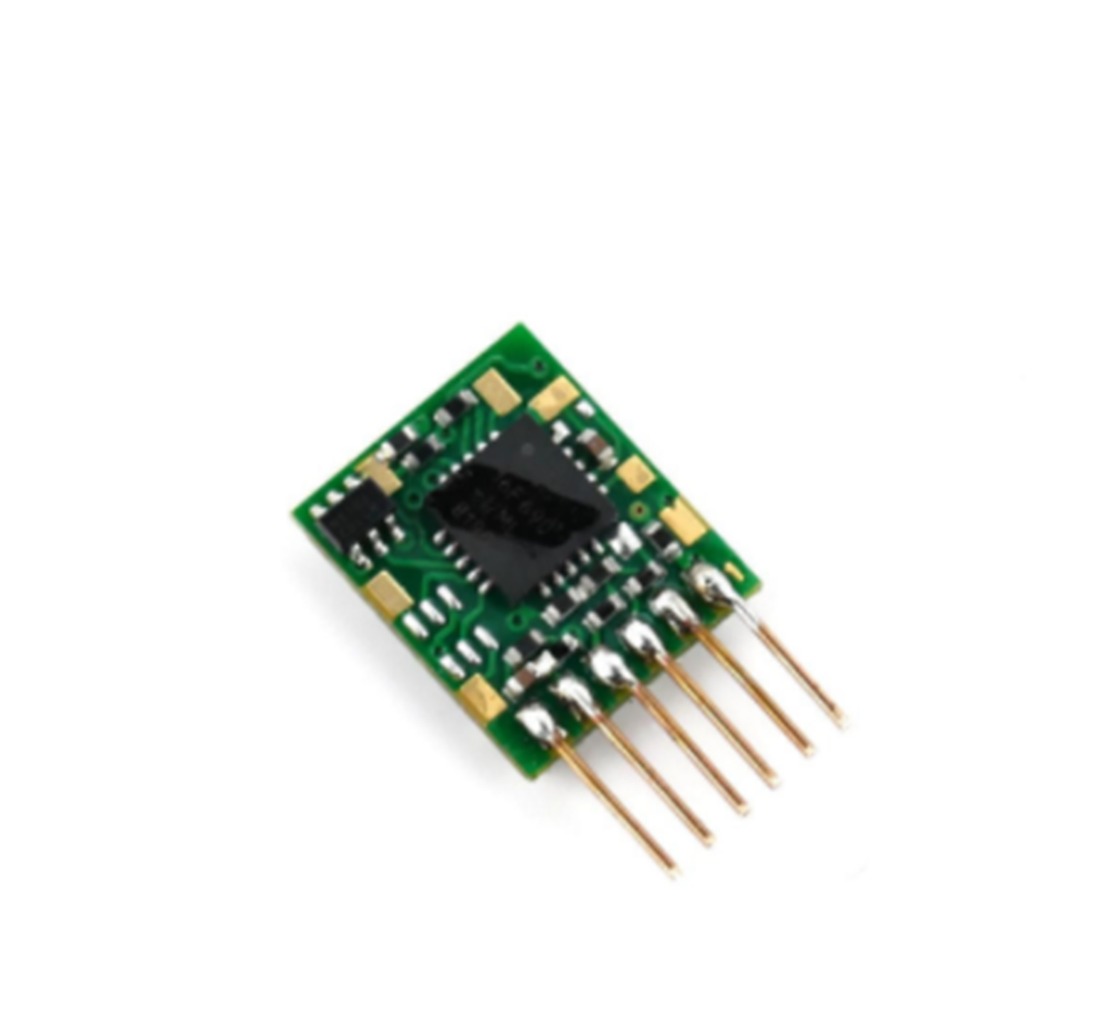 Ruby Series 2fn Small DCC Decoder 6 Pin