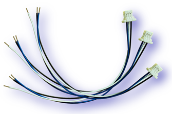 Harness Pack for Zen 3-Wire Stay-Alives for Connection to ESU and Lenz Decoders