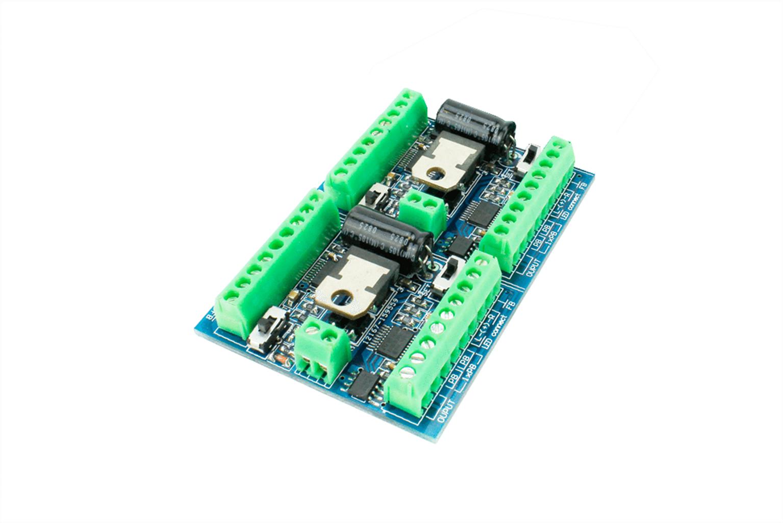 Cobalt iP DCC Decoder FX Stall Motor Drive (4-way Output)