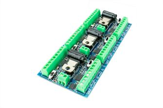 Cobalt iP DCC Decoder FX Stall Motor Drive (6-way Output)