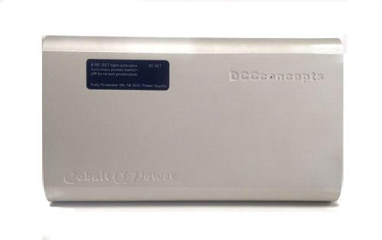 Cobalt Alpha Power 18V, 5 amp DC or DCC power supply (AU)