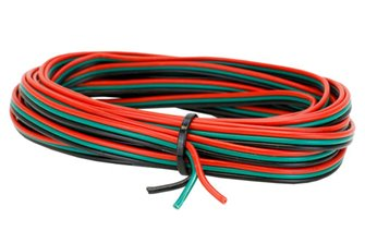 3 Wire RGB Ribbon (5m)