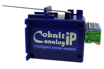 DCP-CB12IP  COBALT ip Slow Action Analogue Point Motor (12 Pack)