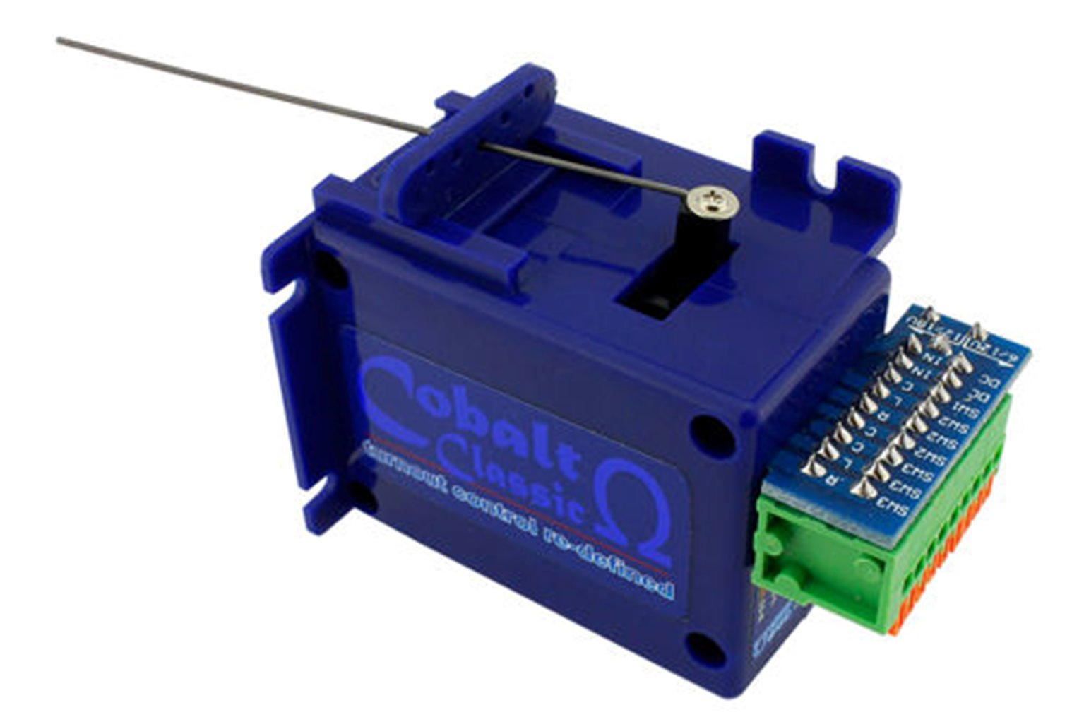 Cobalt Classic Ω Omega Analog Point Motor (Single Pack)