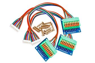Cobalt-S Solder-Free Harness (3 Pack)