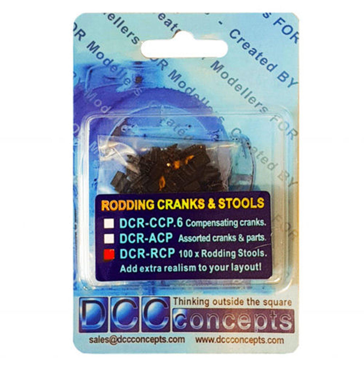 Point Rodding Stools (100)