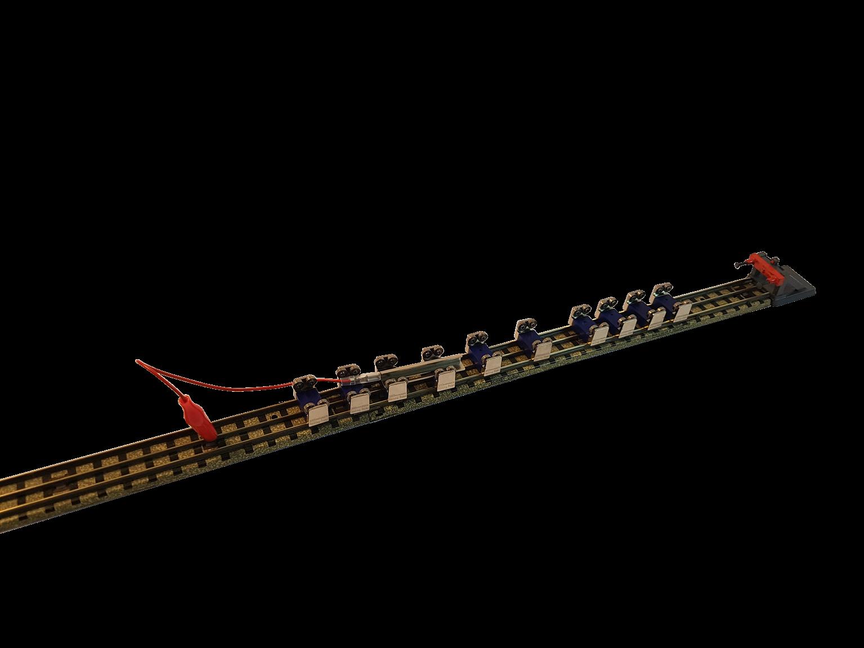 Rolling Road (Multi-Gauge) 8 Axle