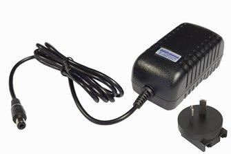 18V DC, 2A (AU) Super-high reliability power supply for DC/DCC systems – 2.5mm DC plug