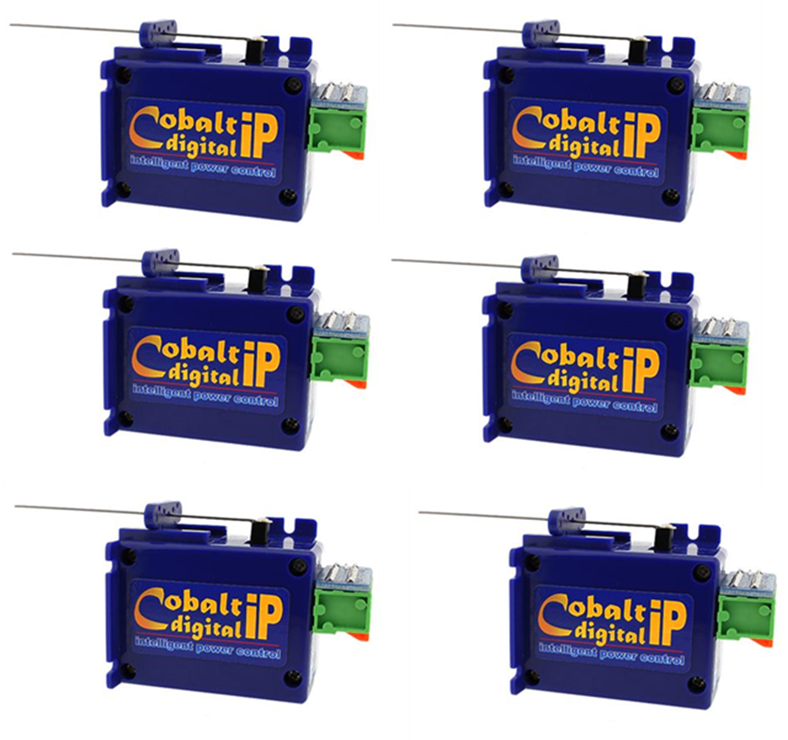 Cobalt iP Digital Point Motor (6 Pack)