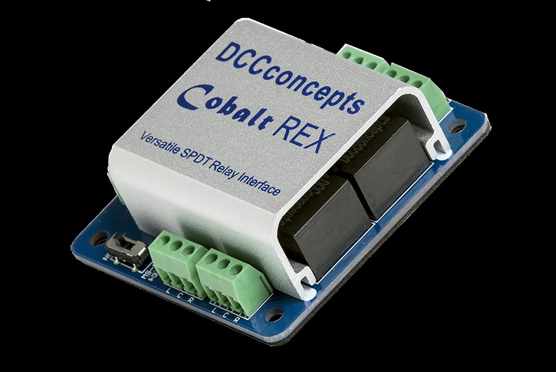 Cobalt Relay Extension Board