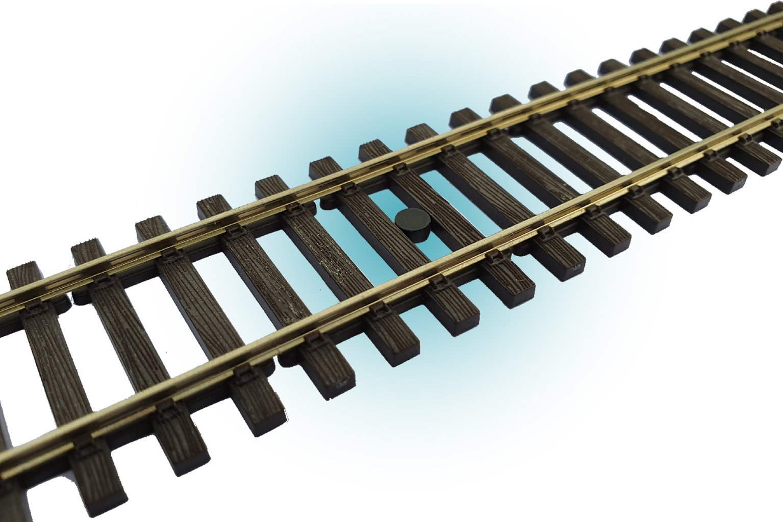 Slim Vertical Mounted Magnetic Sensors (4-pack)